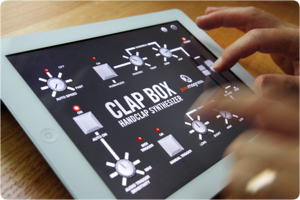 Clap Box for iOS